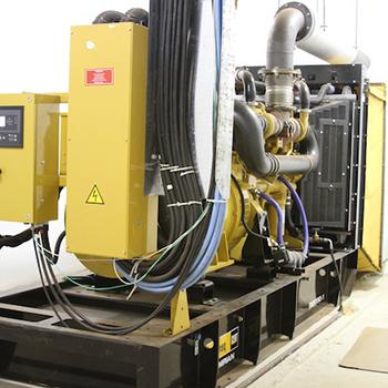Instalação de cabine de energia em Conchal