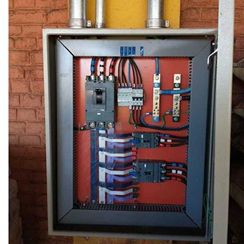 Instalações elétricas de baixa tensão em Bariri