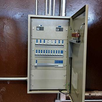 Instalações elétricas industrial em Andradina