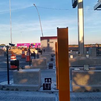 Migração do sistema de arrecadação de praças de pedágio em Nova Odessa
