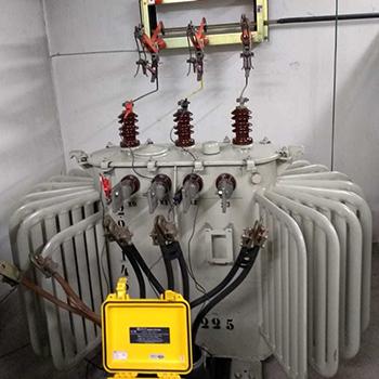 Montagem e manutenção de cabine de transformação em Andradina